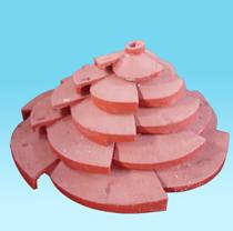 单段式煤气炉炉栅(风帽)